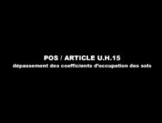 POS / U.H.15